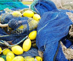 Fishing net puzzle