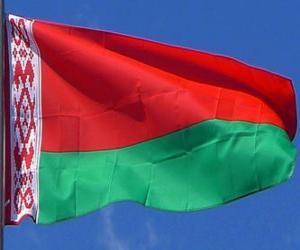 Flag of Belarus puzzle
