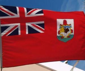 Flag of Bermuda puzzle