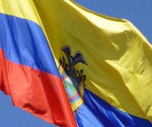 Flag of Ecuador puzzle