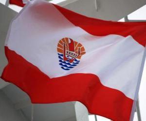 Flag of French Polynesia puzzle