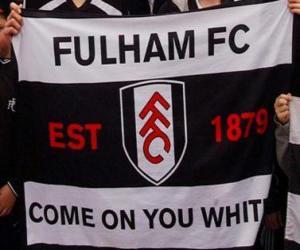 Flag of Fulham F.C. puzzle