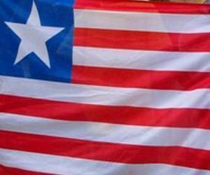 Flag of Liberia puzzle