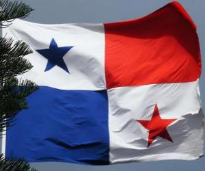 Flag of Panama puzzle