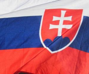 Flag of Slovakia puzzle