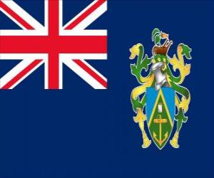 Flag of the Pitcairn Islands puzzle