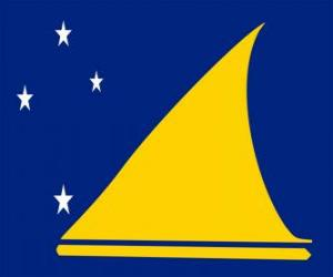 Flag of Tokelau puzzle
