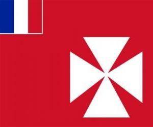 Flag of Wallis and Futuna puzzle