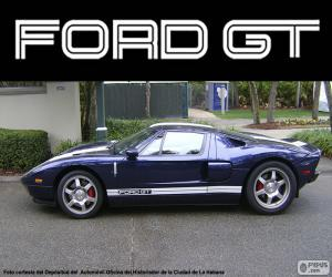 Ford GT (2005) puzzle