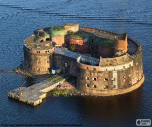 Fort Alexander, Russia puzzle