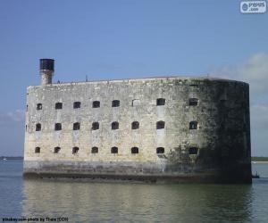 Fort Boyard, France puzzle