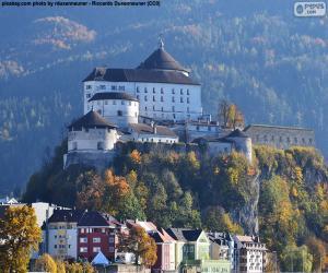Fortress of Kufstein, Austria puzzle