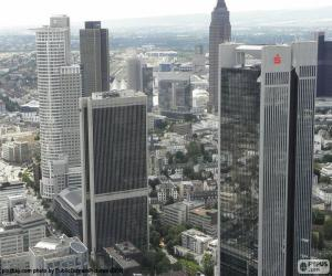 Frankfurt, Germany puzzle