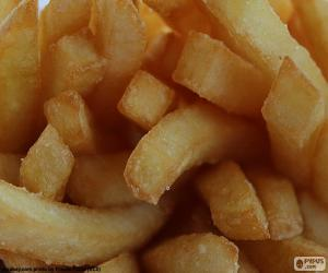 French fries puzzle