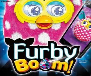 Furby Boom! puzzle