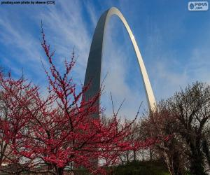 Gateway Arch, United States puzzle