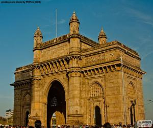 Gateway of India, Mumbai puzzle