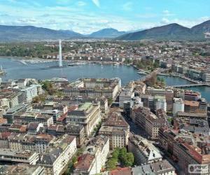 Geneva, Switzerland puzzle
