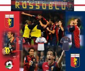 Genoa C.F.C. puzzle