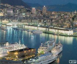 Genoa, Italy puzzle