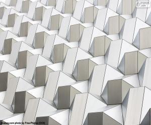 Geometric pattern puzzle
