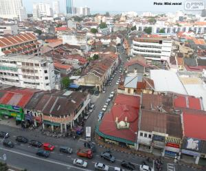 George Town, Malaysia puzzle