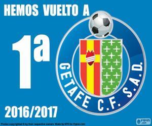 Getafe CF 2016-2017 puzzle