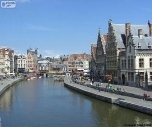 Ghent, Belgium puzzle