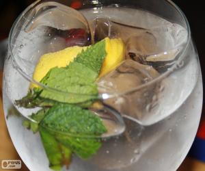 Gin and tonic puzzle