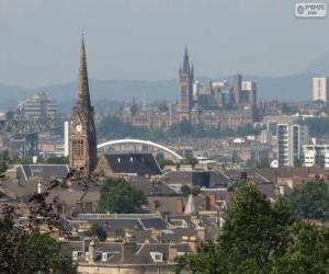 Glasgow, Scotland puzzle