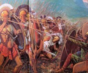 Greek soldiers puzzle