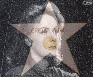 Greta Garbo puzzle