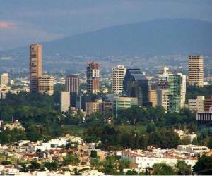 Guadalajara, Mexico puzzle