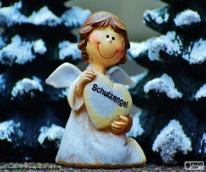 Guardian Angel, Christmas puzzle
