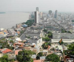 Guayaquil, Ecuador puzzle