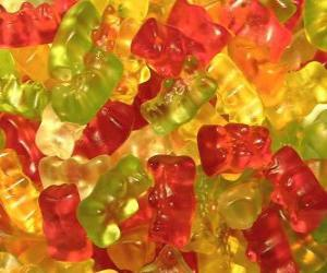 Gummy bears puzzle