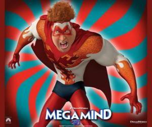 Hal Steward has become a new superhero, Tighten or Titan puzzle