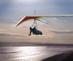 Hang gliding puzzle