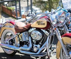 Harley-Davidson puzzle