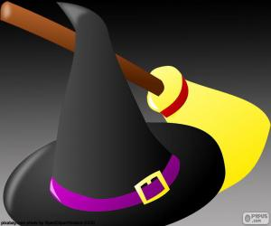 Hat and Broom's witch puzzle