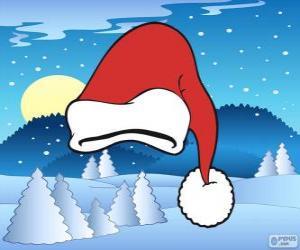 Hat of Santa Claus puzzle