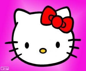 Hello Kitty happy puzzle