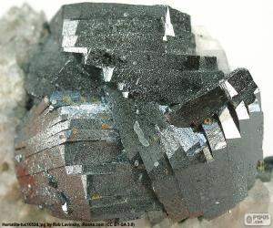 Hematite puzzle