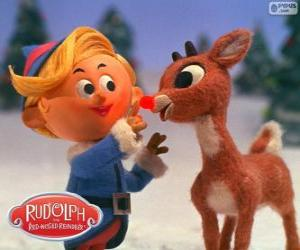 Hermey and Rudolph puzzle