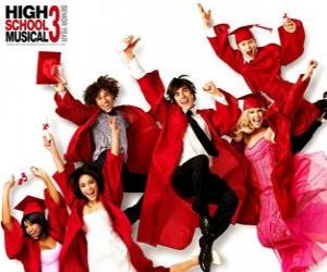 High School Musical 3 puzzle