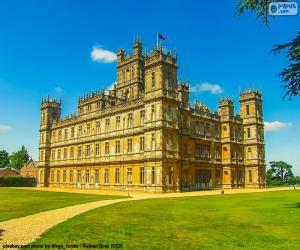 Highclere Castle, England puzzle