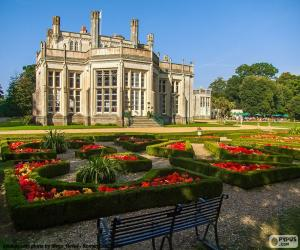 Highcliffe Castle puzzle