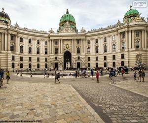 Hofburg, Austria puzzle