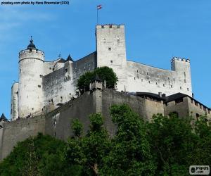 Hohensalzburg Castle puzzle
