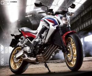 Honda CB650F 2014 puzzle